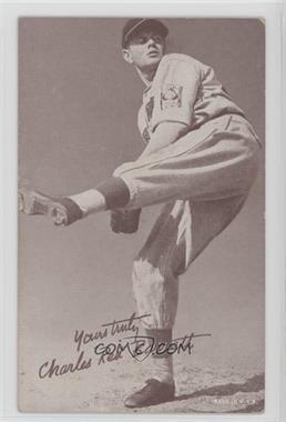 1939-46 Exhibits Salutations - [Base] #REBA - Red Barrett [GoodtoVG‑EX]