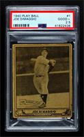 Joe DiMaggio [PSA 2.5 GOOD+]