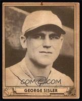 George Sisler [VG]