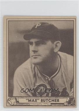 1940 Play Ball - [Base] #222 - Max Butcher