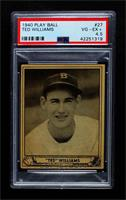 Ted Williams [PSA 4.5 VG‑EX+]