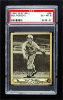 Bill Posedel [PSA 6 EX‑MT]