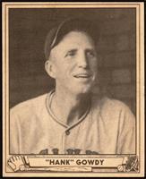 Hank Gowdy [NM]