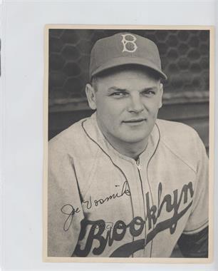 1941 Brooklyn Dodgers Picture Pack - [Base] #N/A - Joe Vosmik