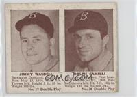 Jimmy Wasdell, Dolph Camilli