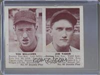Ted Williams, Jim Tabor [Altered]