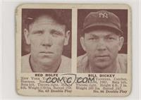 Red Rolfe, Bill Dickey [Poor]