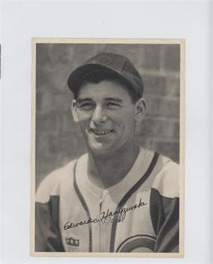1944 Chicago Cubs Photos - [Base] #EDHA - Ed Hanyzewski