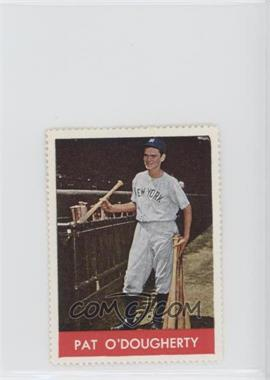 1944 Major Leaguers New York Yankees Stamps - [Base] #PAOD - Pat O'Dougherty