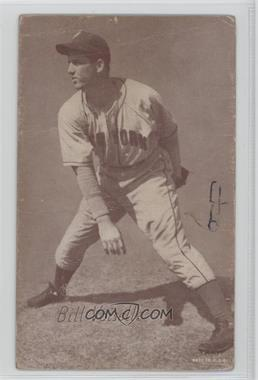 1947-66 Exhibits - W461 #BIVO - Bill Voiselle [Poor]