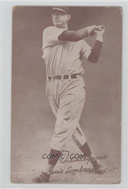 1947-66 Exhibits - W461 #ERLO - Ernie Lombardi [PoortoFair]
