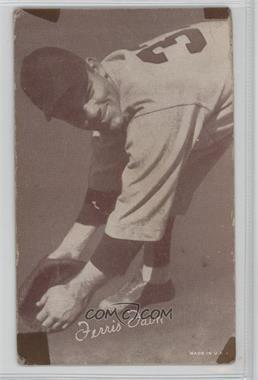 1947-66 Exhibits - W461 #FEFA.2 - Ferris Fain (Fielding) [Poor]