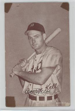 1947-66 Exhibits - W461 #GEKE - George Kell [Poor]