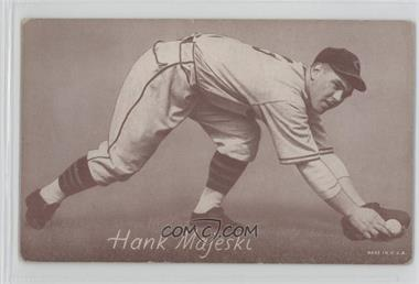 1947-66 Exhibits - W461 #HAMA - Hank Majeski [Good to VG‑EX]