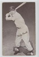 Mickey Mantle (Battling Lighter Background) [Good to VG‑EX]