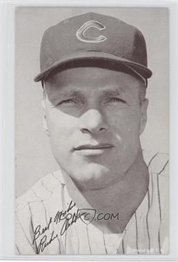1947-66 Exhibits - W461 #RIAS.1 - Richie Ashburn (Chicago Cubs)