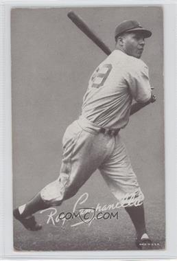 1947-66 Exhibits - W461 #ROCA - Roy Campanella [GoodtoVG‑EX]