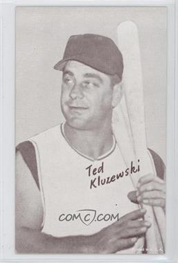 1947-66 Exhibits - W461 #TEKL.3 - Ted Kluszewski (Airbrushed Cap)