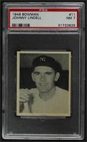 Johnny Lindell [PSA 7 NM]