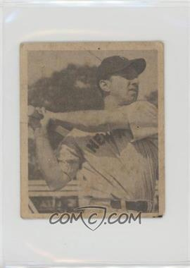 1948 Bowman - [Base] #19 - Tommy Henrich [Poor to Fair]