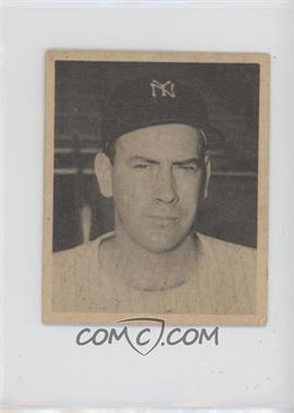 1948 Bowman - [Base] #22 - Bill Bevens (Last Name Spelled Bevins) [Poor to Fair]