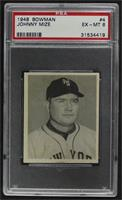 Johnny Mize [PSA 6 EX‑MT]