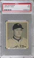 Johnny Mize [PSA 7]