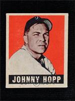 Johnny Hopp