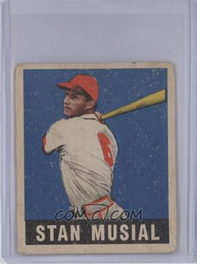 1948 Leaf - [Base] #4 - Stan Musial [Poor to Fair]