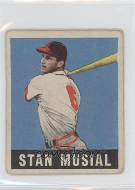 1948 Leaf - [Base] #4 - Stan Musial