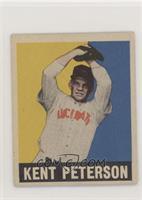 Kent Peterson (black cap)