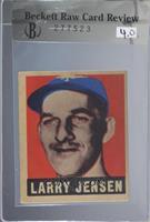 Larry Jensen [BRCR4]