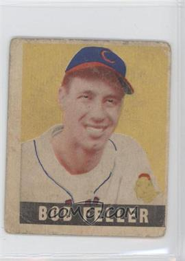 1948 Leaf - [Base] #93 - Bob Feller [Good to VG‑EX]