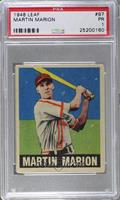 Marty Marion [PSA 1]