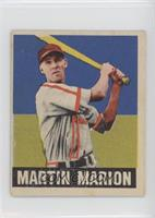 Marty Marion