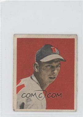 1949 Bowman - [Base] - Gray Backs #1 - Vern Bickford