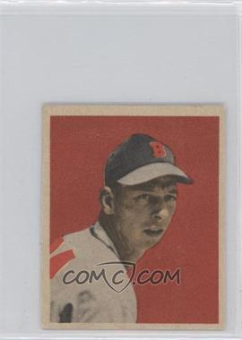 1949 Bowman - [Base] - Gray Backs #1 - Vern Bickford