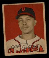 Eddie Stanky Baseball Cards From The 1940s