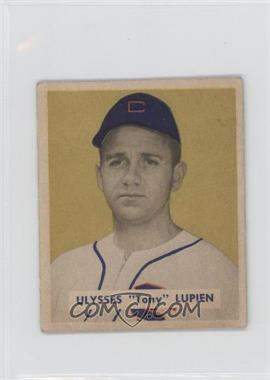 1949 Bowman - [Base] - Gray Backs #141 - Tony Lupien [GoodtoVG‑EX]