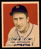 Fred Hutchinson [EX MT]