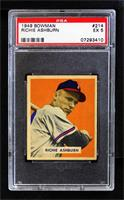 Richie Ashburn [PSA 5 EX]