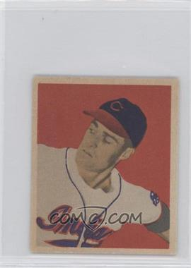 1949 Bowman - [Base] - Gray Backs #57 - Gene Bearden