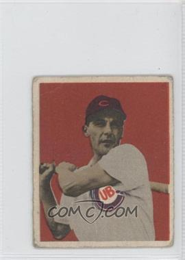 1949 Bowman - [Base] - Gray Backs #6 - Phil Cavarretta [Good to VG‑EX]