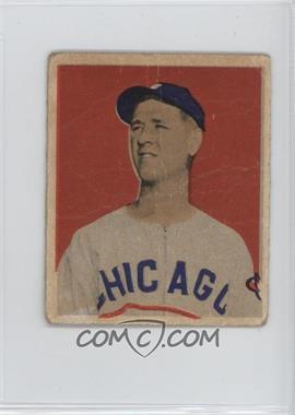 1949 Bowman - [Base] - White Backs #52 - Johnny Schmitz [Poor]