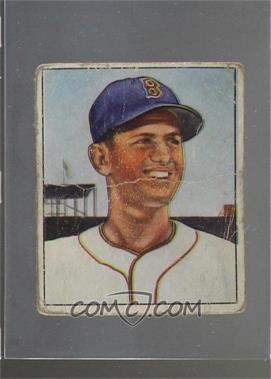 1950 Bowman - [Base] #1 - Mel Parnell [Poor]