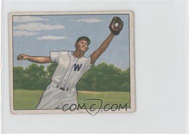 1950 Bowman - [Base] #143 - Eddie Stewart [Poor]