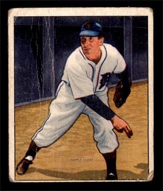 1950 Bowman - [Base] #151 - Fred Hutchinson [FAIR]