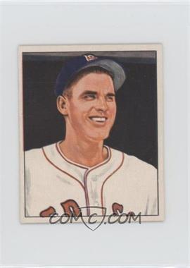 1950 Bowman - [Base] #188.1 - Earl Johnson (copyright) [GoodtoVG‑EX]