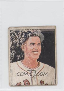 1950 Bowman - [Base] #188.1 - Earl Johnson (copyright) [Poor]