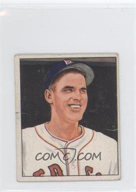 1950 Bowman - [Base] #188.1 - Earl Johnson (copyright)
